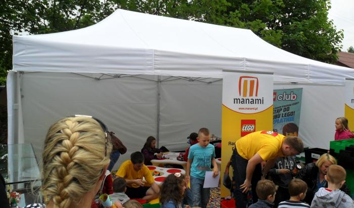 Manami - Lego, Łomianki
