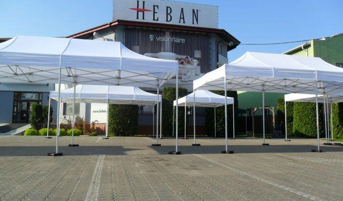Heban, Warszawa